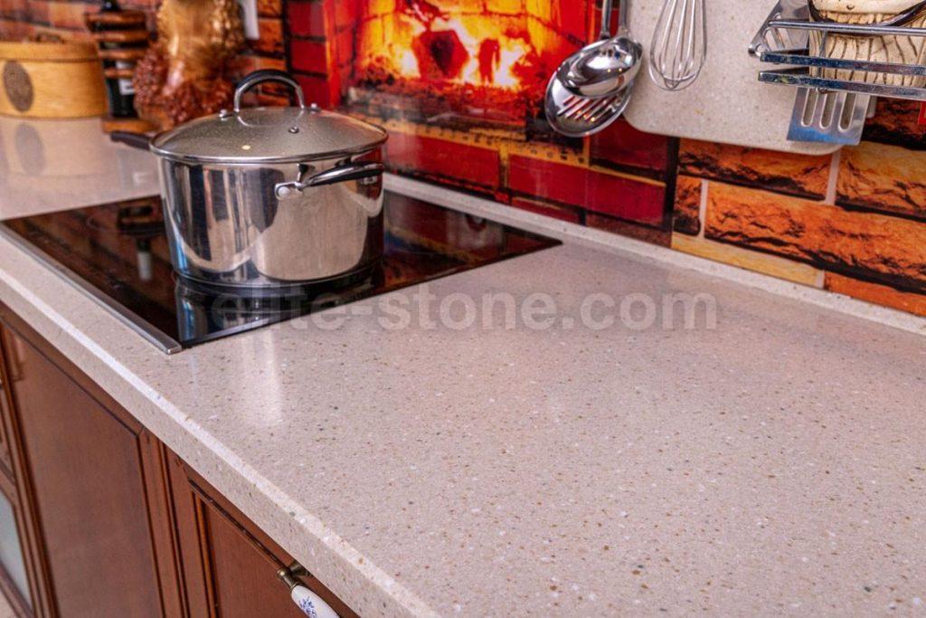 Столешница для кухни из акрилового камня Grandex - фото 7