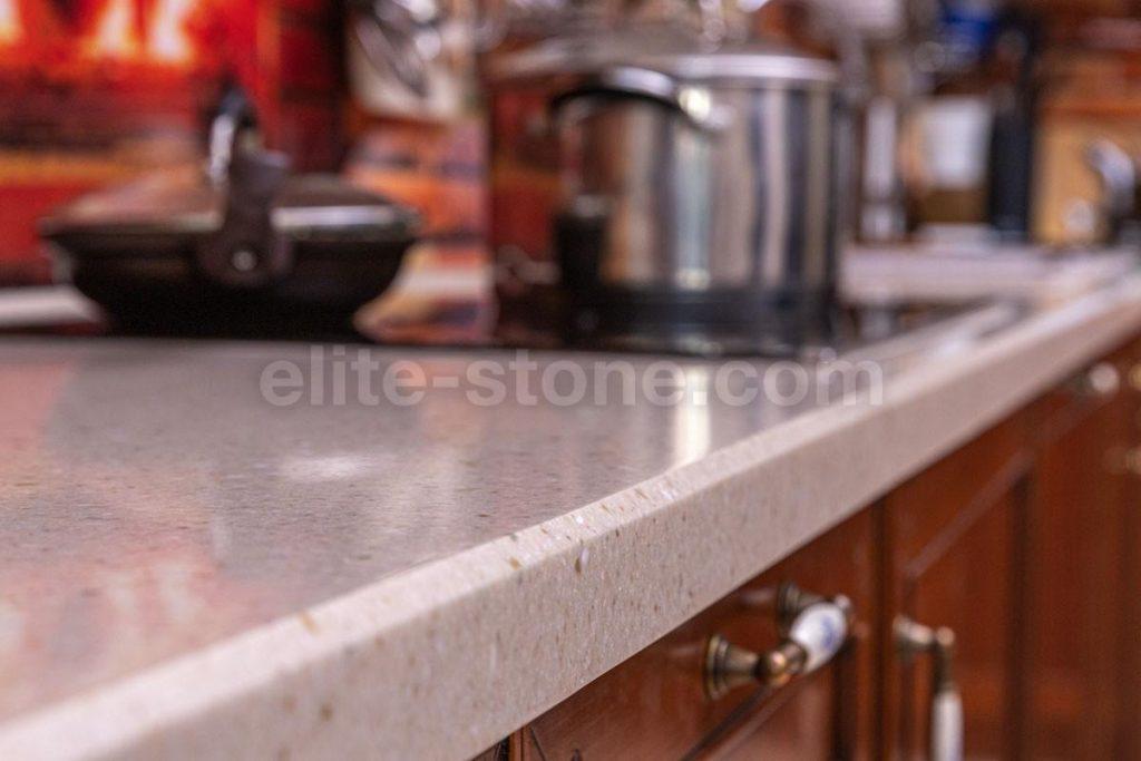 Столешница для кухни из акрилового камня Grandex - фото 6