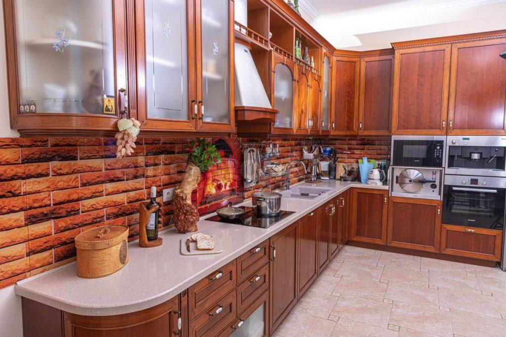 Столешница для кухни из акрилового камня Grandex - фото 2
