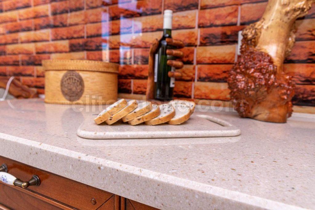 Столешница для кухни из акрилового камня Grandex - фото 5