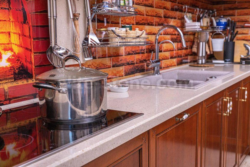 Столешница для кухни из акрилового камня Grandex - фото 4