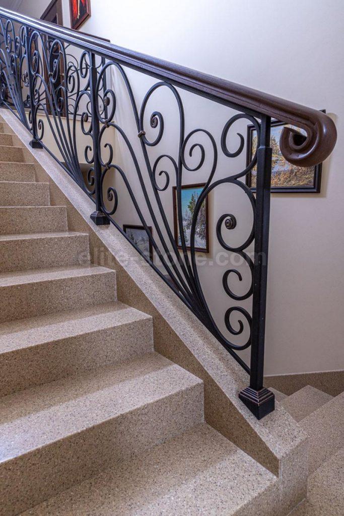 Лестница из искусственного камня п. Рассказовка - фото 3