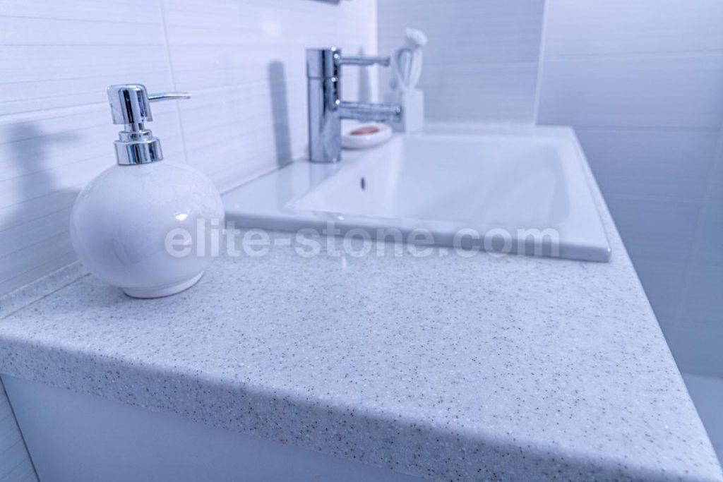 Столешница для ванной из искусственного камня Grandex - фото 4