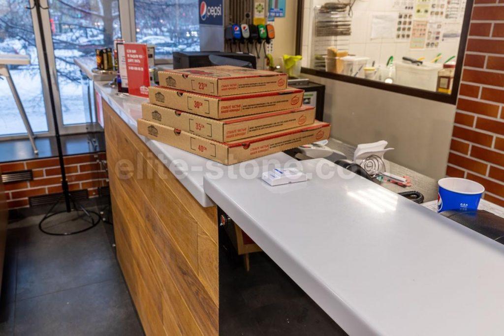 Каунтер для пиццерии Папа Джонс Семеновский переулок, 15 - фото 3