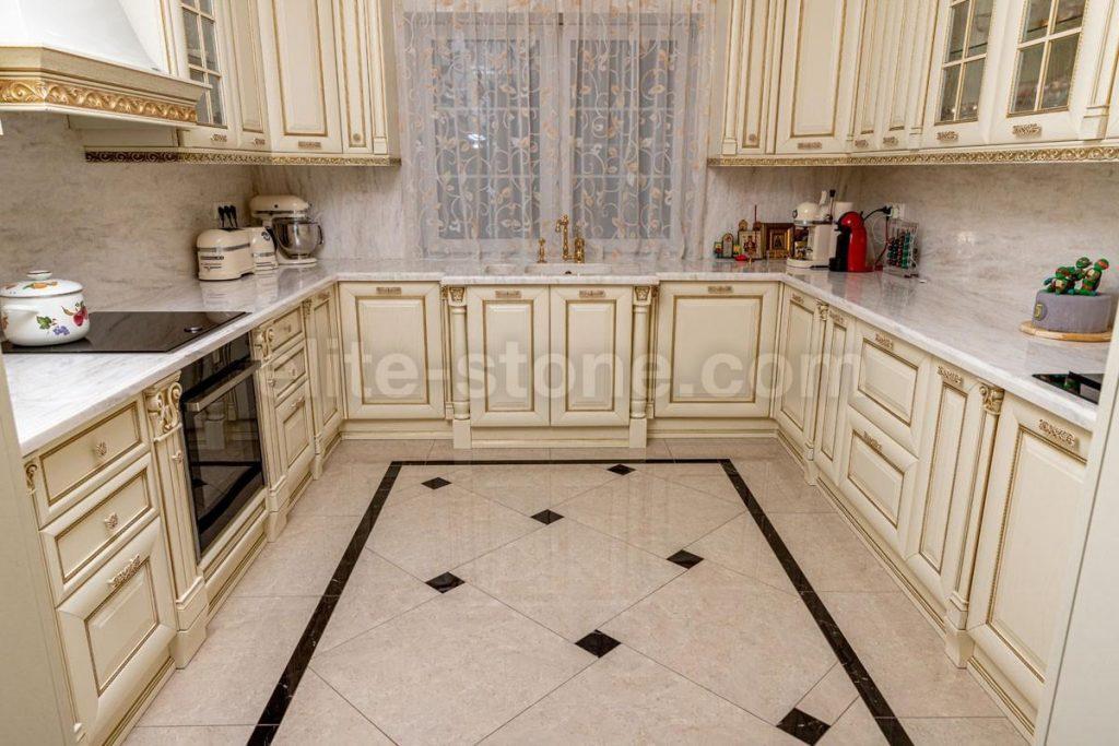 Столешница для кухни из искусственного камня Tristone - фото 1