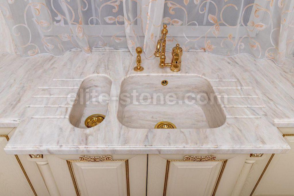 Столешница для кухни из искусственного камня Tristone - фото 7