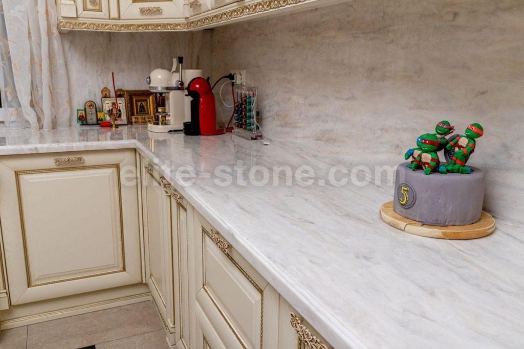Столешница для кухни из искусственного камня Tristone - фото 3