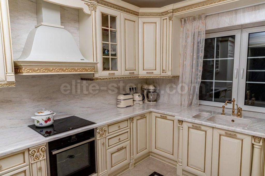 Столешница для кухни из искусственного камня Tristone - фото 2