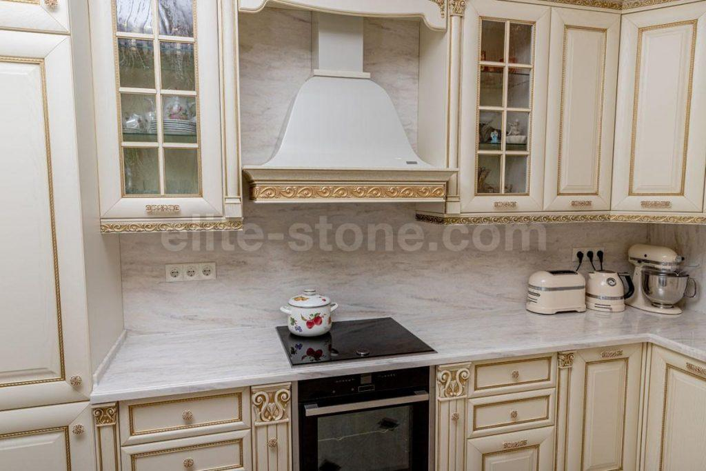 Столешница для кухни из искусственного камня Tristone - фото 5
