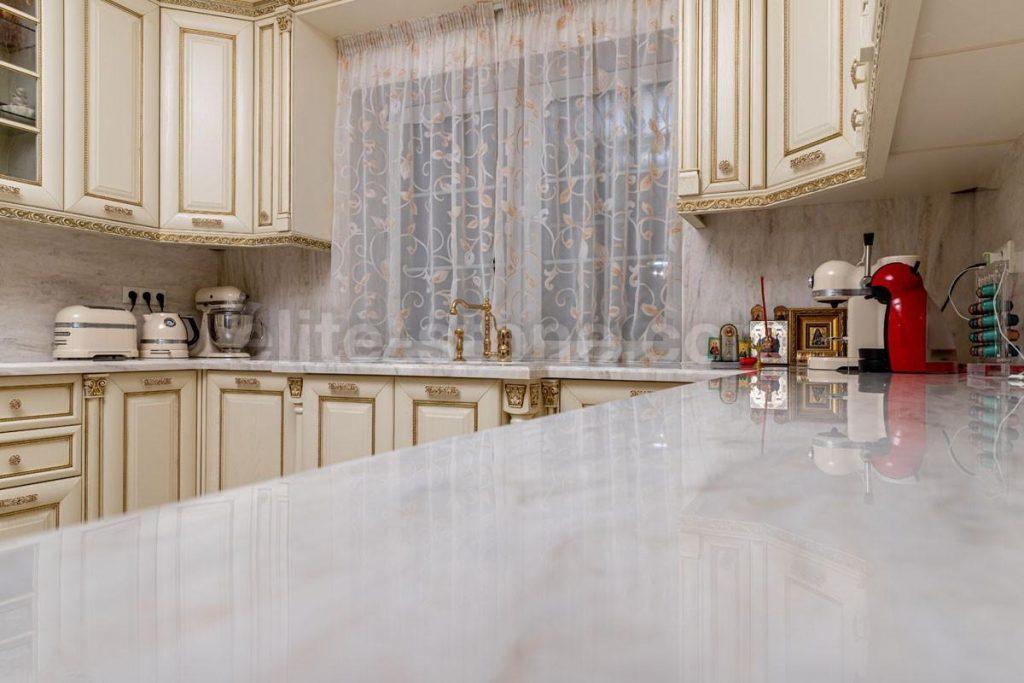 Столешница для кухни из искусственного камня Tristone - фото 4