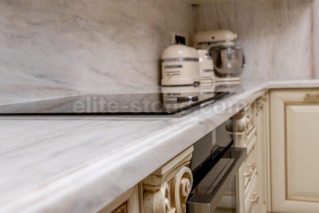 Столешница для кухни из искусственного камня Tristone - фото 9