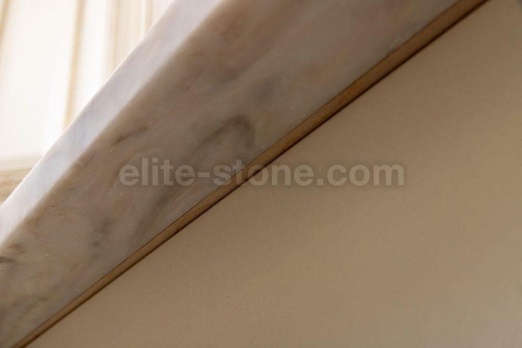 Столешница для кухни из искусственного камня Tristone - фото 10