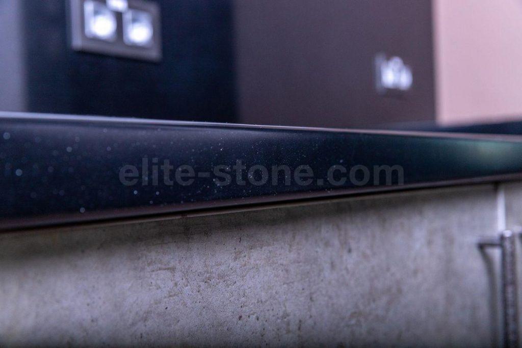 Столешница для кухни из искусственного камня Tristone S – 202 Night Pearl - фото 4