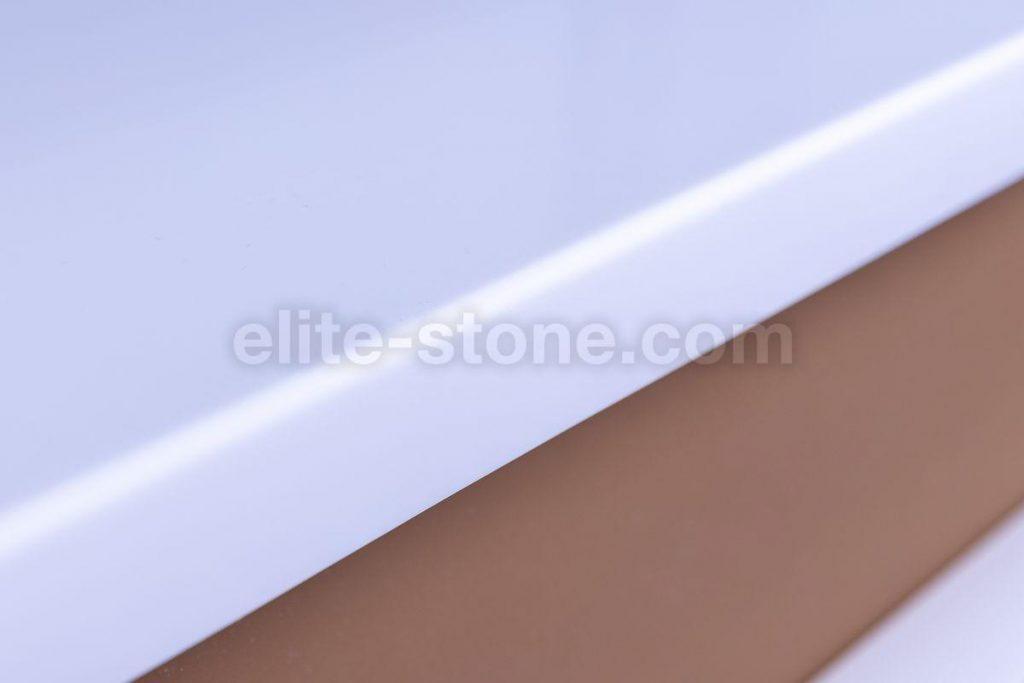 Подоконник из искусственного камня TriStone А – 104 Pure White - фото 6