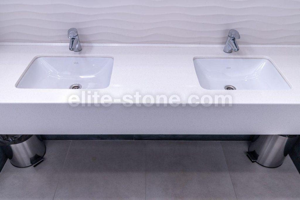 Столешница из искусственного камня Tristone S – 204 Soft Pearl - фото 3