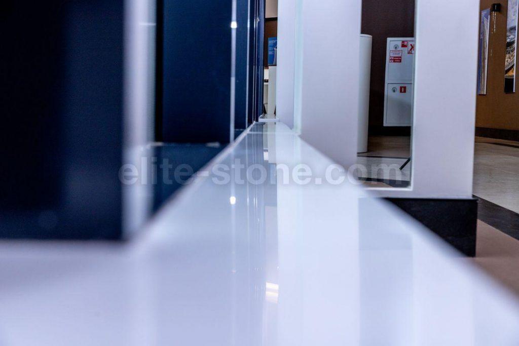 Эркерный подоконник из искусственного камня TriStone - фото 4