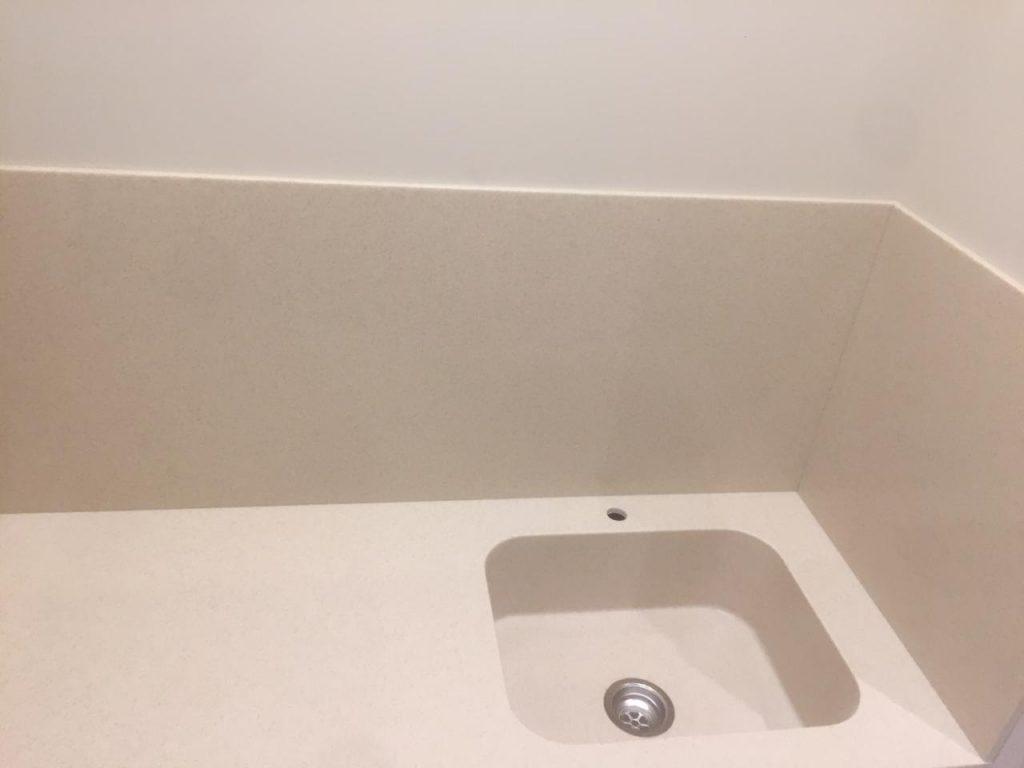 Столешница, подоконник, стеновая панель для ванной из камня Grandex - фото 2