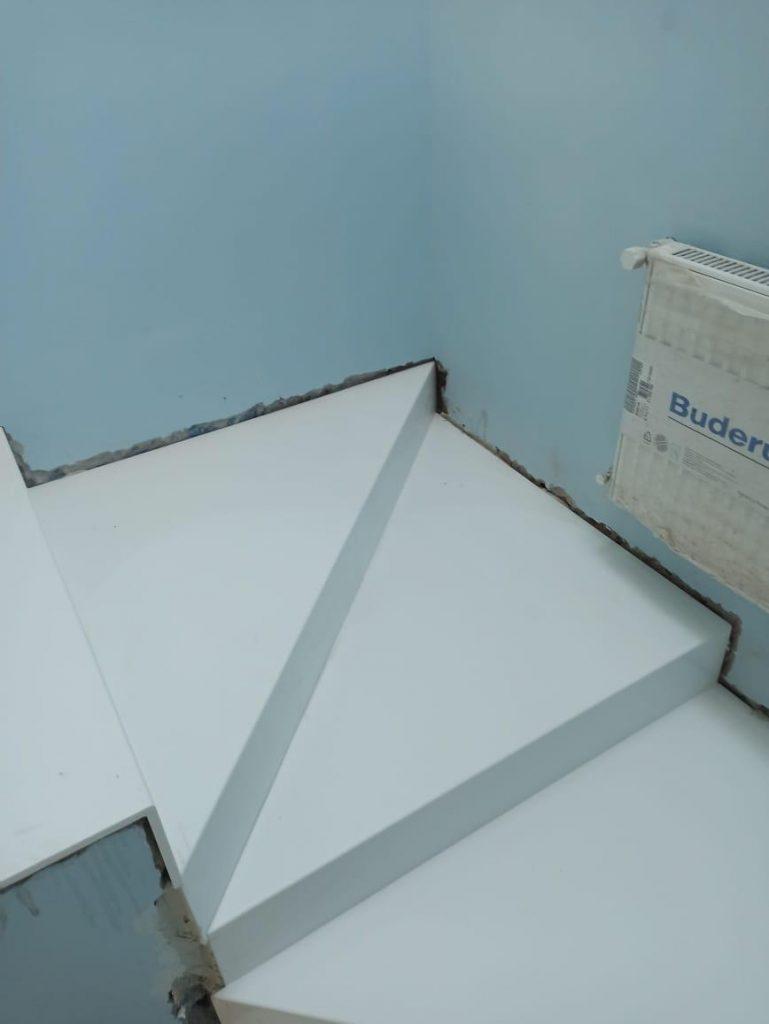 Лестница и подоконники из искусственного камня TriStone - фото 2