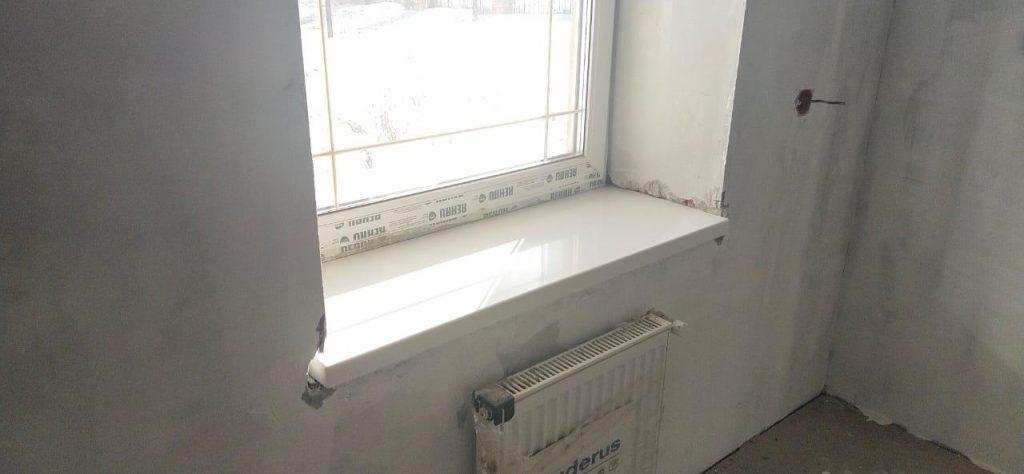 Лестница и подоконники из искусственного камня TriStone - фото 11